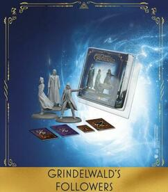 Fantastic Beasts: The Crimes of Grindelwald Miniatures Game - Grindelwald's Followers