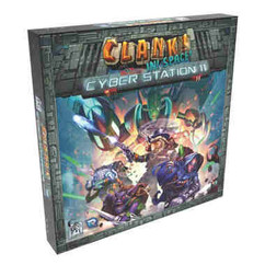 Clank! In! Space! Cyber Station 11 Expansion