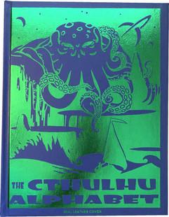The Cthulhu Alphabet (Leather Hardcover)