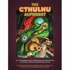 The Cthulhu Alphabet (Hardcover)