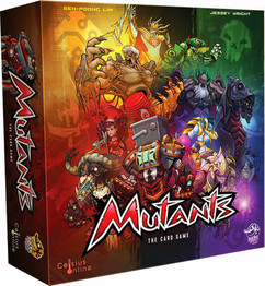 Mutants: The Card Game