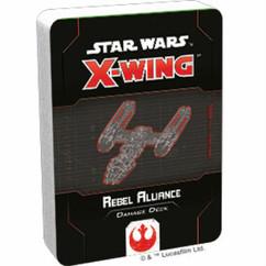 Star Wars X-Wing 2nd Edition: Rebel Alliance Damage Deck