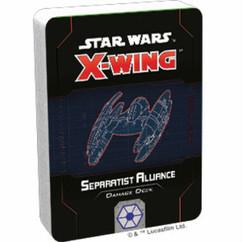 Star Wars X-Wing 2nd Edition: Separatist Alliance Damage Deck