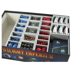 Box Insert: Twilight Imperium 4th Edition and Expansions