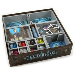 Box Insert: Mysterium and Expansions