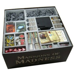 Box Insert: Mansions of Madness 2nd Edition and Expansions