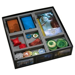 Box Insert: 7 Wonders - Duel and Pantheon Expansion