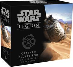 Star Wars: Legion - Crashed Escape Pod Battlefield Expansion