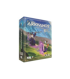 The Towers of Arkhanos: Silver Lotus Order (5th Player Expansion)