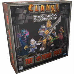 Clank! Legacy: Acquisitions Incorporated -The C Team Pack Expansion