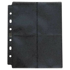 Dragon Shield: Clear 8-Pocket Pages (50ct)