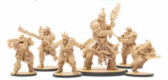 Godtear: Blackjaw, The Sweeping Flame & Unburnt Reavers