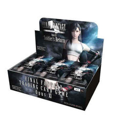 Final Fantasy Trading Card Game: Opus XI - Soldier's Return Booster Box