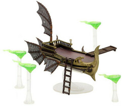 Dungeons & Dragons Miniatures: Icons of the Realms - Eberron Rising From the Last War - Skycoach Premium Figure