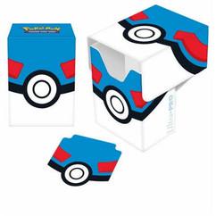 Ultra Pro Deck Box: Pokemon - Great Ball