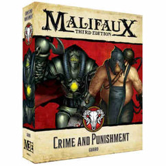 Malifaux 3E: Crime & Punishment