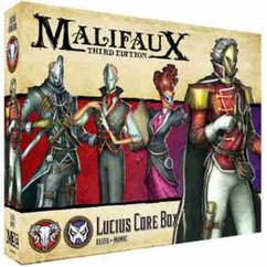 Malifaux 3E: Lucius Core Box