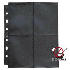 Dragon Shield: Non-Glare 8-Pocket Pages (50ct)