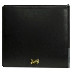 Dragon Shield: Black Card Codex - XL Zipster Binder