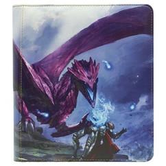 Dragon Shield: 'Amifist' Card Codex - Small Zipster Binder