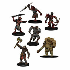 Dungeons & Dragons Miniatures: Icons of the Realms - Cave Defenders Monster Pack