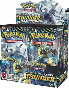 Pokemon: Sun & Moon - Lost Thunder Booster Box