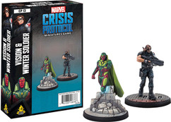 Marvel: Crisis Protocol - Vision & Winter Soldier Character Pack