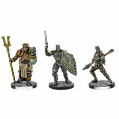 Dungeons & Dragons Collector's Series: Eberron - Rising From the Last War - Warforged