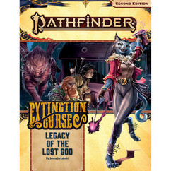 Pathfinder RPG 2nd Edition: Adventure Path #152 - Legacy of the Lost God (Extinction Curse 2 of 6)