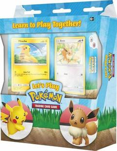 Pokemon: Let's Play Pokemon TCG Box