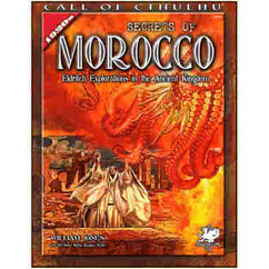 Call of Cthulhu 7th Edition RPG: Secrets of Morocco - 1920s