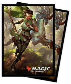 Ultra Pro Sleeves: Ikoria - Vivien, Monster's Advocate (100ct)