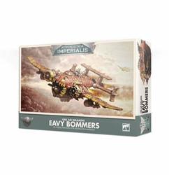 Aeronautica Imperialis: Ork Air Waaagh! Eavy Bommers