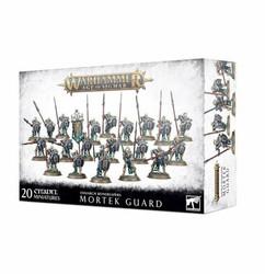 Warhammer Age of Sigmar: Ossiarch Bonereapers - Mortek Guard