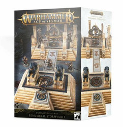 Warhammer Age of Sigmar: Dominion of Sigmar - Penumbral Stormvault