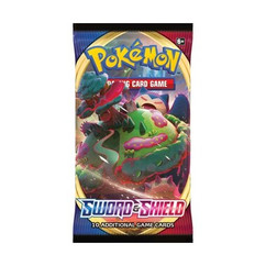 Pokemon: Sword & Shield Booster Pack