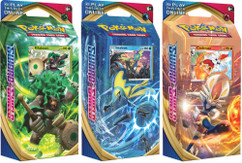 Pokemon: Sword & Shield Theme Deck (Set of 3)