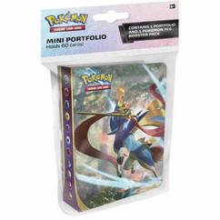 Pokemon: Sword & Shield Mini Portfolio