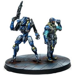 Infinity: O-12 - Alpha Unit (Light Shotgun)