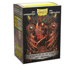 Dragon Shield: Emperor Scion 'Coat of Arms' - Art, Brushed Card Sleeves (100ct)
