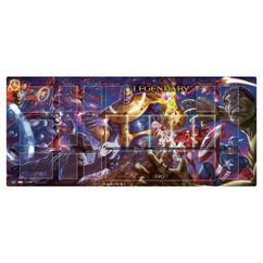 Legendary DBG: Marvel - Thanos vs. The Avengers Playmat