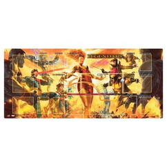 Legendary DBG: Marvel - Dark Phoenix vs. X-Men Playmat