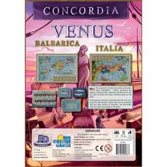 Concordia Venus: Balearica & Italia Expansion