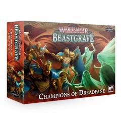 Warhammer Underworlds: Beastgrave - Champions of Dreadfane