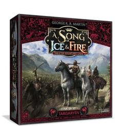 A Song of Ice & Fire Miniatures Game: Targaryen Starter Set