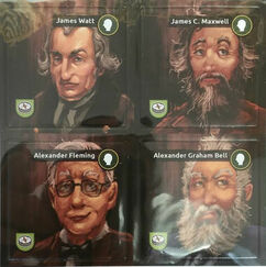 Glen More II: Alternate Characters Expansion
