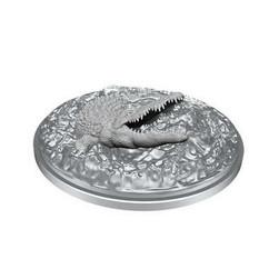 Dungeons & Dragons: Nolzur's Marvelous Unpainted Miniatures: Crocodile
