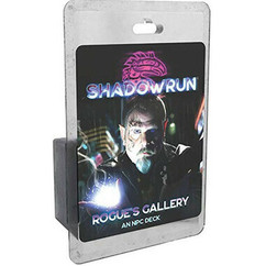 Shadowrun 6E: Rogue's Gallery NPC Deck