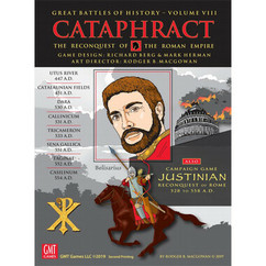 Cataphract: The Reconquest of the Roman Empire (2nd Printing)