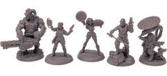 Shadowrun 6E: Prime Runner Miniatures